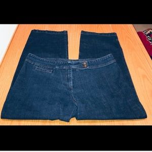 Eileen  fisher jeans size XL